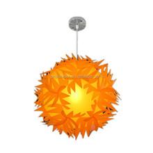 LED Pendant lamp for decor puzzle lights,puzzle lamp,led crystal pendant lamp