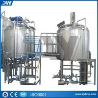 mashing mash tun brew kettle equipment