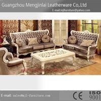 Customized best sell american style corner sofa