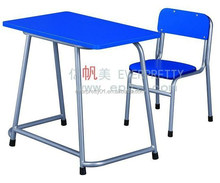 Early Childhood Kindergarden Furniture Kid's Desk & Chair with High Quality, Antique Nursery School Student Desk & Chair