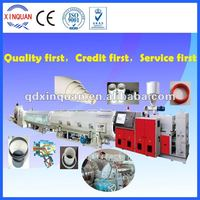 multi-functional large caliber pvc pipe making machine with price