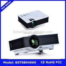 UC40 Mini Projector,NO.255 mini projects for electronics