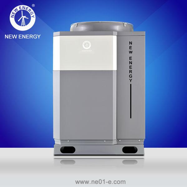 Plastic high efficiency air souce heat pump water heater for Plastic water heater