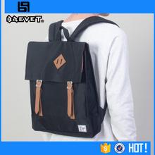 Vintage design leisure style college backpack