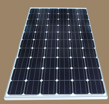 High quality 200W photovoltaic monocrystalline solar panel with Grade A solar cells,solar panel kit system