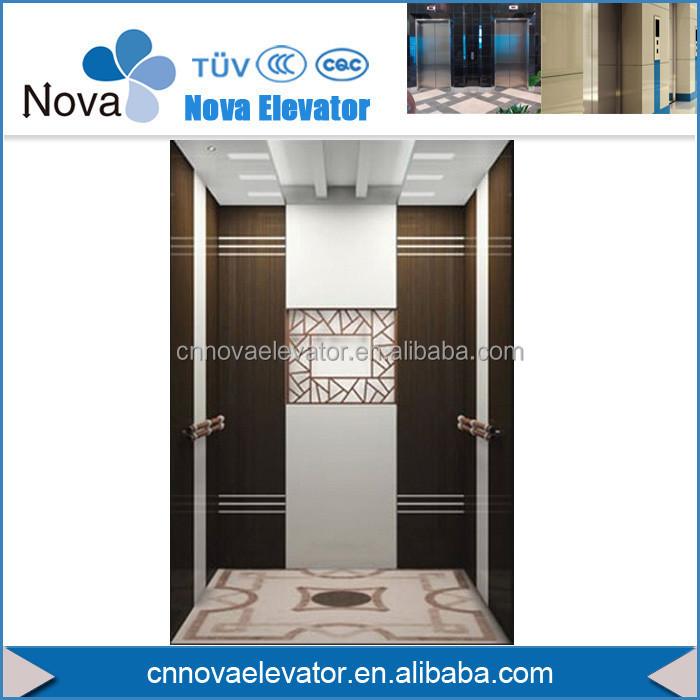 Luxury passenger elevator cheap residential lift elevator for Cheap home elevators