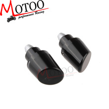 Motoo - RIZOMA UNIVERSAL MOTORCYCLE 22mm HANDLEBAR END CAPS MA520 Fit For YAMAHA R3