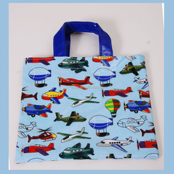 KY32003 economic pvc small tote bag