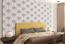 top quality vinyl pvc 3d modern embossed textured fashion glue contemporary wallpaper borders cheap feasible price china