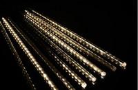 whole sale led snowfall curtain lights for holiday decor