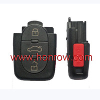 Volkswagen&VW remote key with 3 button the remote control number 1J0 959 753 F 315MHZ&car key&car remote key