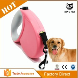 Hot China Products Wholesale retractable dog leash with bag