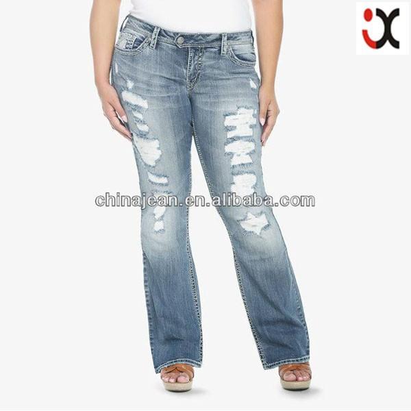 Fat Lady Jeans 5