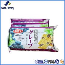 plastic biscuit bag packaging material
