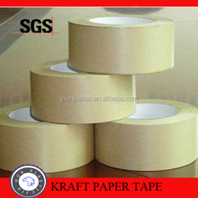Kraft gummed paper tape ( hot met adhsive , solvent based acrylic ,water based acrylic)