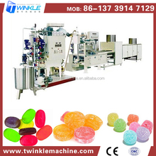 Hot-Selling High Quality Low Price Small Hard/jelly/lollipop Candy Production Line