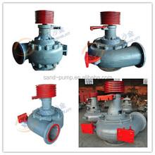 Cryogenic submersible slurry centrifugal pump 200kw