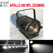 theater light ! 400W LED WHITE led stage light APOLLO 400 WFL ZOOMING