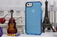 2015 Impact mesh Impactology Case cover for iPhone 5S 5 TPU Soft TECH 21 Case, For iPhone 5S Tech21 Case