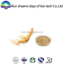 Anti-fatigue Pure American Ginseng Extract /80% American Ginseng Total Saponins