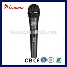 Tenma DJ microphone for Public Address System hand held karaoke microphone