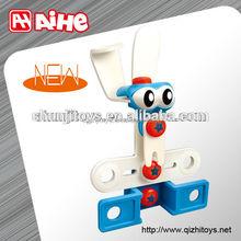 Best gift plastic building blocks toys brain toys building blocks minifigures