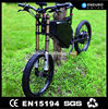 latest 80km/h big power 5kw electric bike self charging