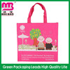 stable quality control system durable portable nonwoven bag