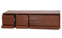 2015 new model wooden led TV stand