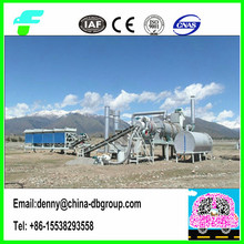 80T/H China famous manufacturer road bitumen plant for sale