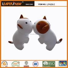 2015 new design hotsell lovely cat toy/plush diy animal shaped pillow /plush animal dachshund shaped pillow