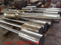 customize hot forging alloy steel parts of conrod as per drawings