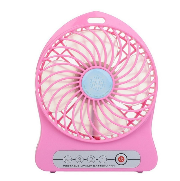O2 Cool 8 Battery Operated Electric Portable Fan Html