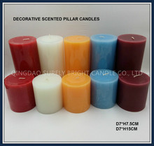 china one of the most popular pillar candle companies