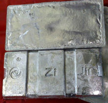 Lowest price High Quality Zinc Ingot 99.995% 99.99 99.95