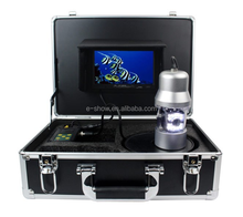 "7"" LCD Underwater Video Camera System Fish Finder GSY8200D Fishing Breeding Monitoring 700TVL 14*LED 20/50/100M SD Card"