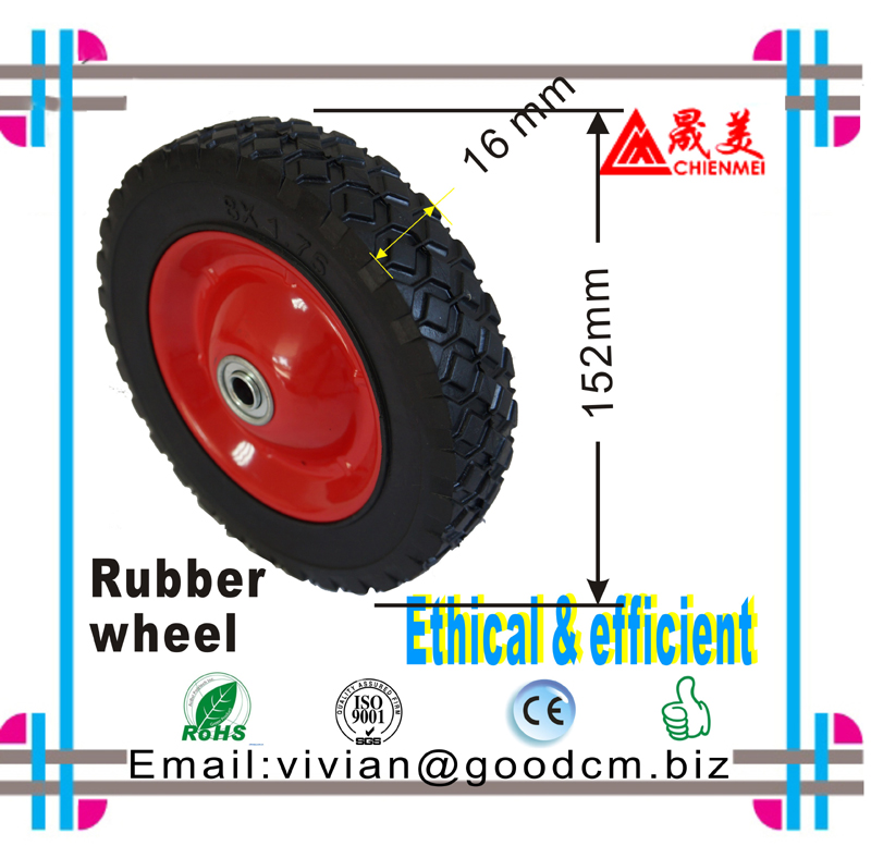 chine roue roue tondeuse tondeuse gazon partie de remplacement des pneus tondeuse roulettes. Black Bedroom Furniture Sets. Home Design Ideas