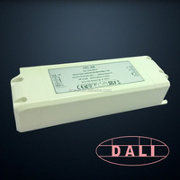 40W DALI dimmable led driver 1000ma 30-42vdc for 40w panel