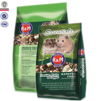 Premium Fruit &Veggies Hamster Food