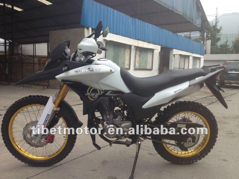 스포츠 오토바이 250cc 먼지 자전거 200cc 경주 오토바이( zf200gy- a)