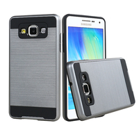 Free samples metal armor for samsung galaxy a7 metal cover case