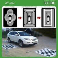 3D around view monitor 360 degree camera car bird view avm system(XY-360)