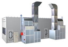 MAXAIR Customize Design Industry CCS approved Spray Booth for sale