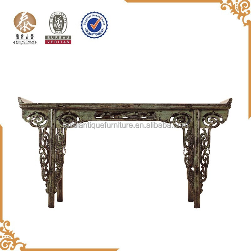 chinese antique rustic furniture long side tables buy