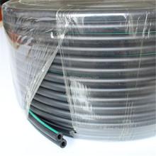 Long Black Milking Pulsator Air Tubes of Rubber Material