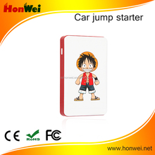 Hot selling 8000mah automotive jump starter portable power made in China