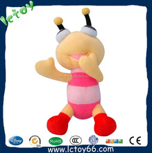 Hot selling Insect toy Honey Bee Plush Soft Toy