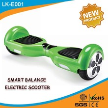 2015 hot two wheels smart balance electrical skateboard electric scooter