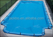 Hard plastic automatic swimming pool cover roller, swimming pool cover