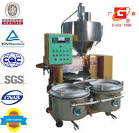 YZYX70ZWY small mill use auto roast,extract,filter combined cashew nuts oil machine
